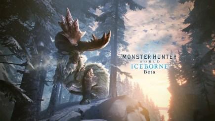 Có gì mới trong Monster Hunter World: Iceborne Beta