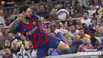 Tất tần tật những gì mà người ta biết về eFootball: PES 2020 lúc này