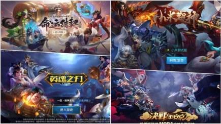 Top game MOBA Trung Quốc hot nhất thời điểm hiện tại – các Mọt đã từng thử qua chưa?
