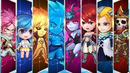 Gọi tên 2 game online cùng ra mắt vào ngày đẹp 19/09/2019