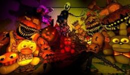 Chuyện kể Halloween: Sau một lần bị dọa ma chết khiếp, từ antifan tôi đã thành fan cuồng Five Nights at Freddy's
