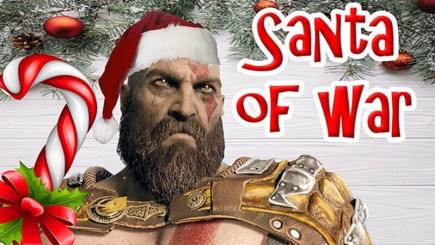 Nhân vật game nào vào vai ông già Noel nào mới đậm chất dân chơi?