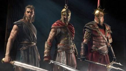 Cốt truyện Assassin's Creed Odyssey: Những thanh kiếm huyền thoại