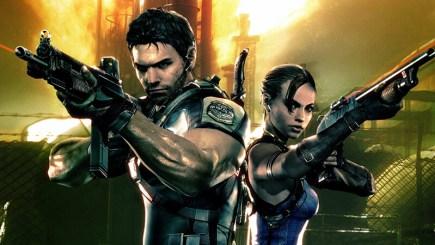 Cốt truyện Resident Evil 5: Dã tâm của Wesker – P.Cuối