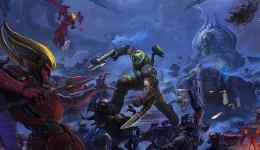 """Doom Eternal: The Ancient Gods cho cổ thần tỉnh giấc để """"hành"""" game thủ"""