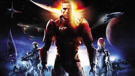Video cốt truyện game Mass Effect – Cuộc truy đuổi xuyên thiên hà