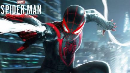 Spider-Man: Miles Morales là thước đo thể hiện sự chênh lệch sức mạnh giữa PS4 và PS5