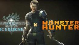 Milla Jovovich xuất hiện trong quest mới của Monster Hunter World