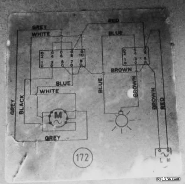 Motore Cappa Collegamento  Aspirapolvere e Ventilatori
