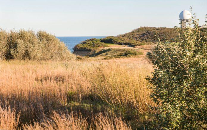 Highland Links Golf Course.