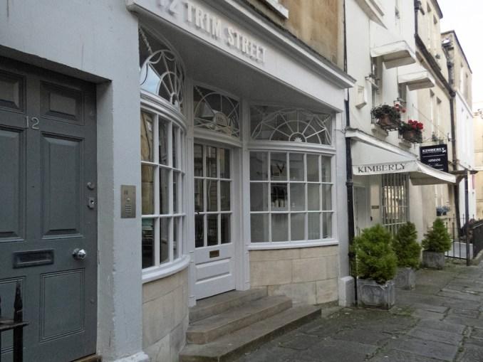 This hairdresser's on Trim Street became Gunter's Tea Shop