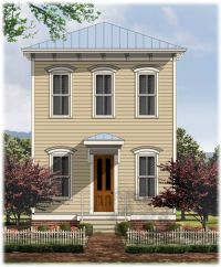 Italianate Garage Plans Victorian Italianate House Plans ...