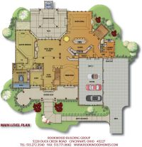Open Floor Plans Small Home Custom Home Floor Plans