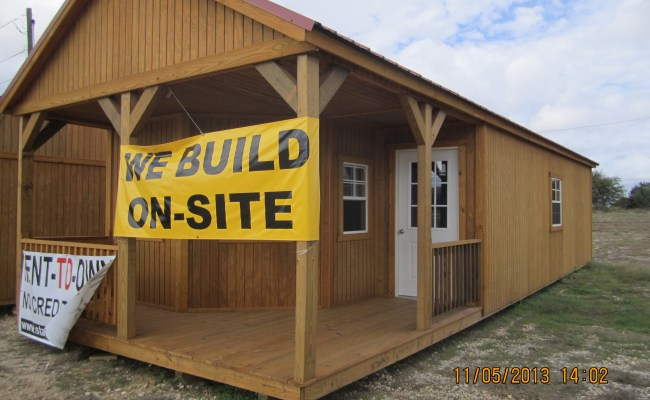16x32 Portable Cabin Cabins Portable Building Kits Garage