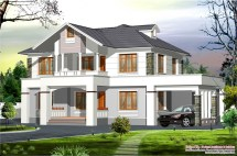 Western Style House Plans