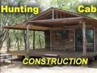 Building a Small Hunting Camp Hunting Cabin Plans and ...