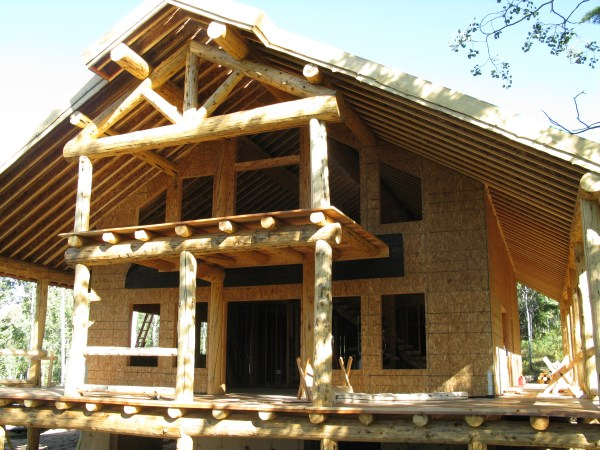 Log Cabin Construction Costs Home