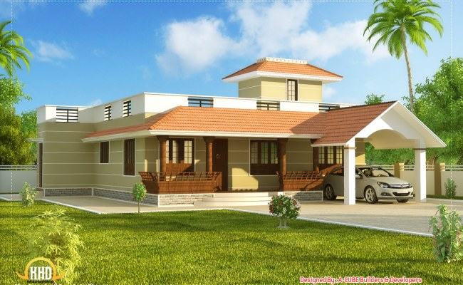 Beautiful Model House Design Simple Small House Design 1