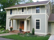 Construction Craftsman Style Home