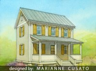 Small 2 Story Cottage House Plans Two-Story Cottage Blog ...