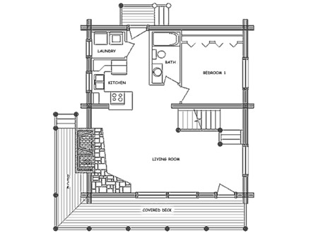 Greatwood Log Homes Floor Plans Small Log Home Floor Plans