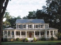 Wrape Home Country Homes with Wrap around Porches, country