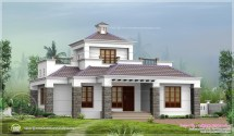 2 Story Modern House Design Single 1500 Sq