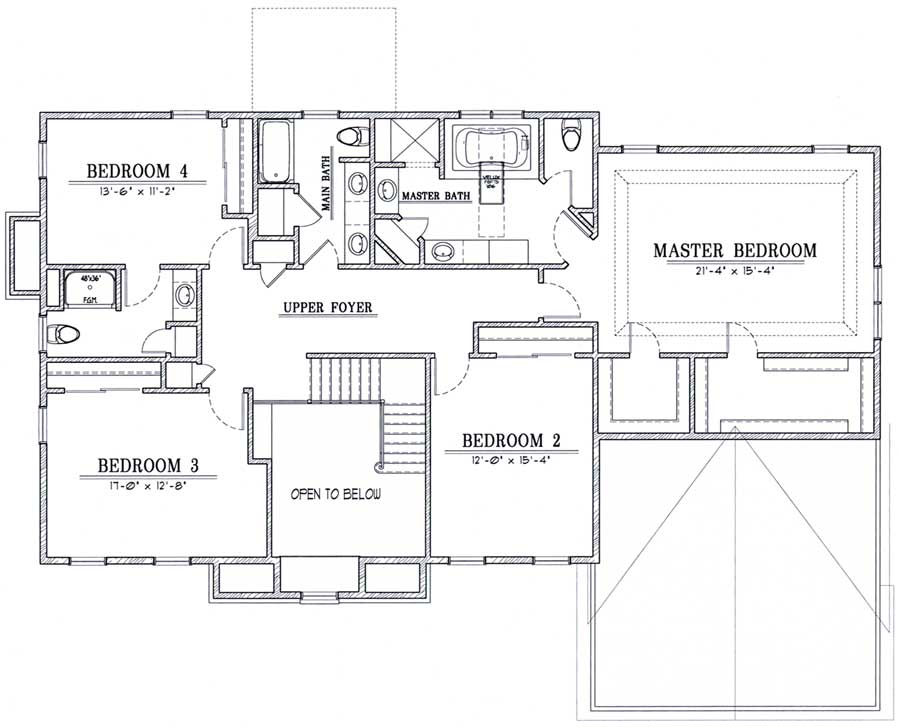 Unique Two-Story House Plans Two Story House Plan, 2 story