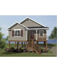 Raised Beach House Plans Beach House Plans On Pilings ...
