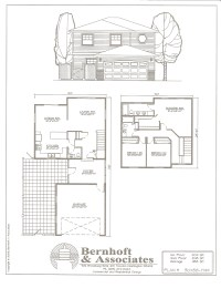 Single Family House Plans Single Pitch Roof House Plans ...