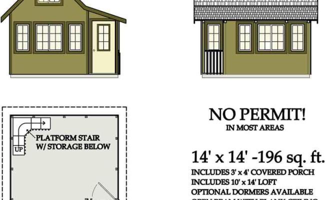 Tiny House Plans Under 200 Sq Ft Tiny House Plans With
