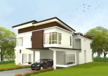 Simple Bungalow House Design