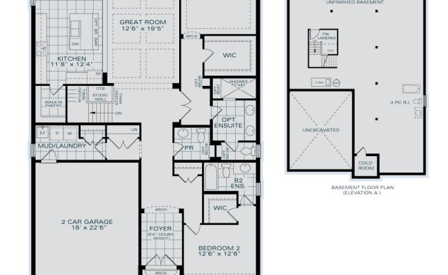 Simple Small House Floor Plans Bedroom Bungalow House