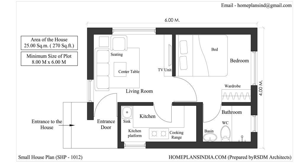 Small House Plans Free Download Free Small House Plans