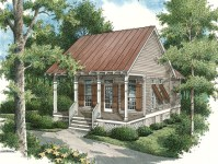 Rustic Country Cabin Plans Rustic Cabin Plans with Wrap ...