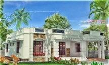 Kerala Single Floor House Plans