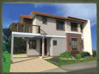 Philippine House with Balcony Designs Stone House with