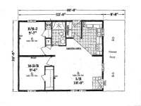 Triple Wide Mobile Homes Interior Small Double Wide Mobile ...
