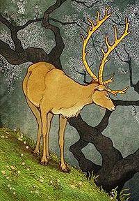 Mitologi YunaniMakhluk MitologiRusa Kerinitia  Wikibuku