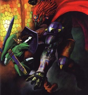 Llista De Personatges De The Legend Of Zelda Viquipdia