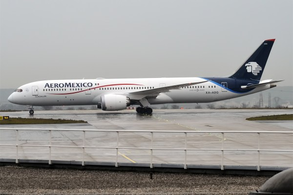 FileAeromexico XAADG Boeing 7879 Dreamliner
