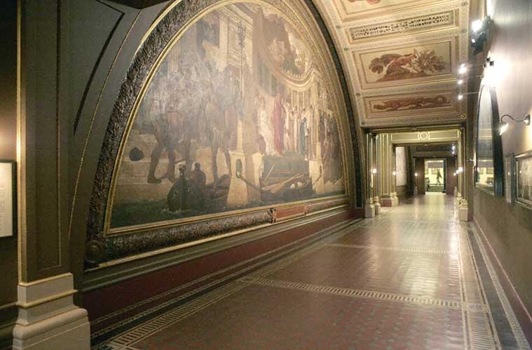 Leighton Frescoes Wikipedia
