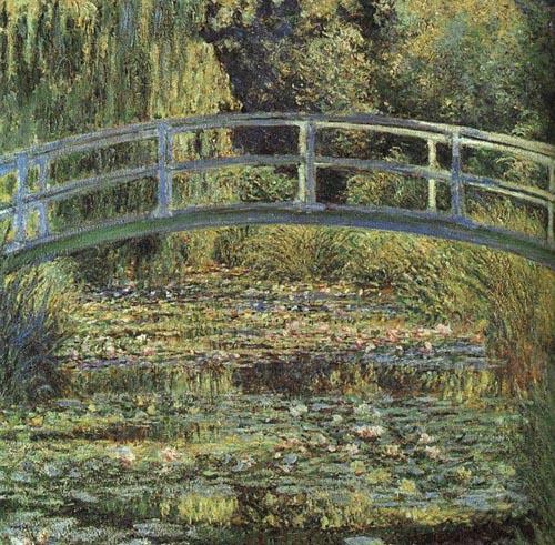 Wikipedia: Monet - Waterlilies