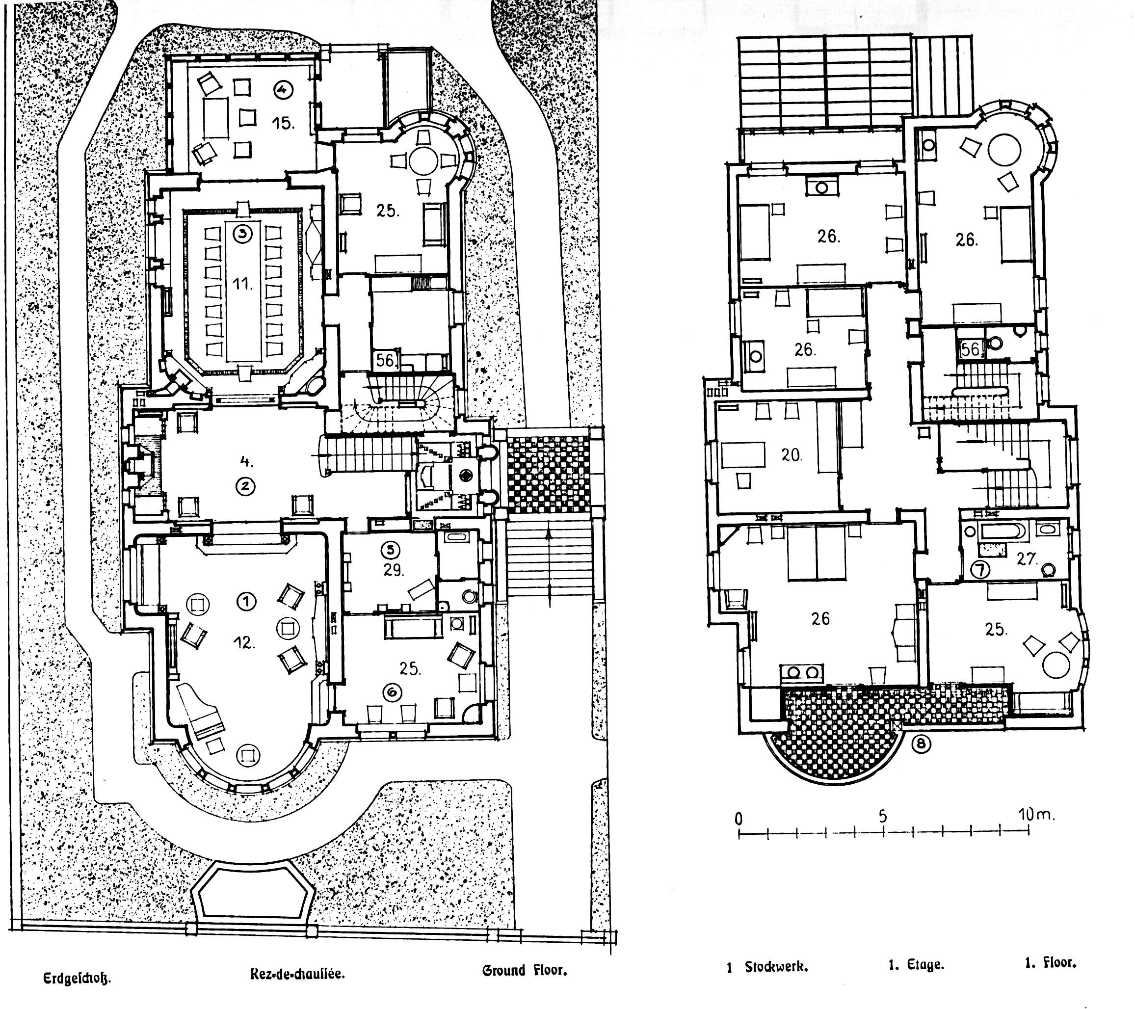 File:Köln Villa Bestgen, Architekten Wehling und Ludwig