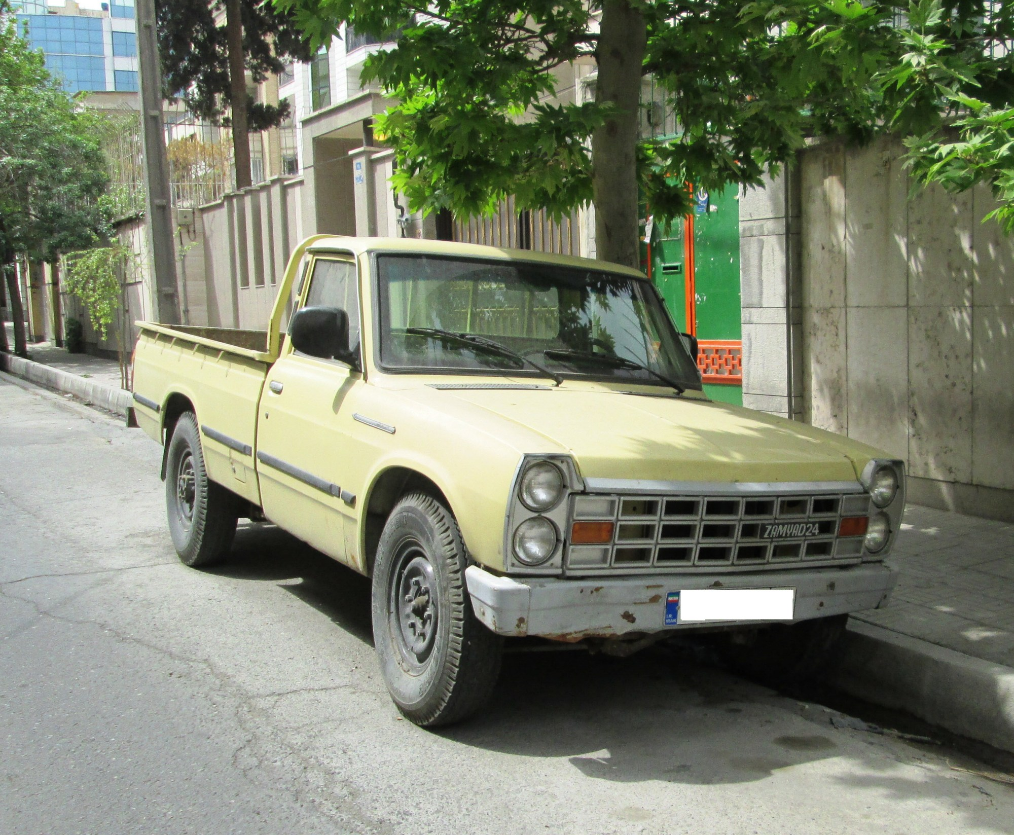 hight resolution of 87 nissan pick up