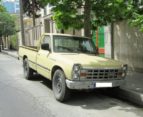 small resolution of 87 nissan pick up
