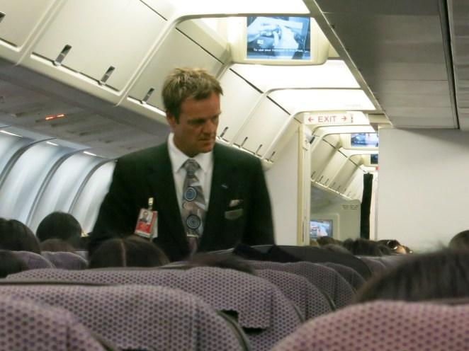 Resultado de imagen para being rude a stewardess