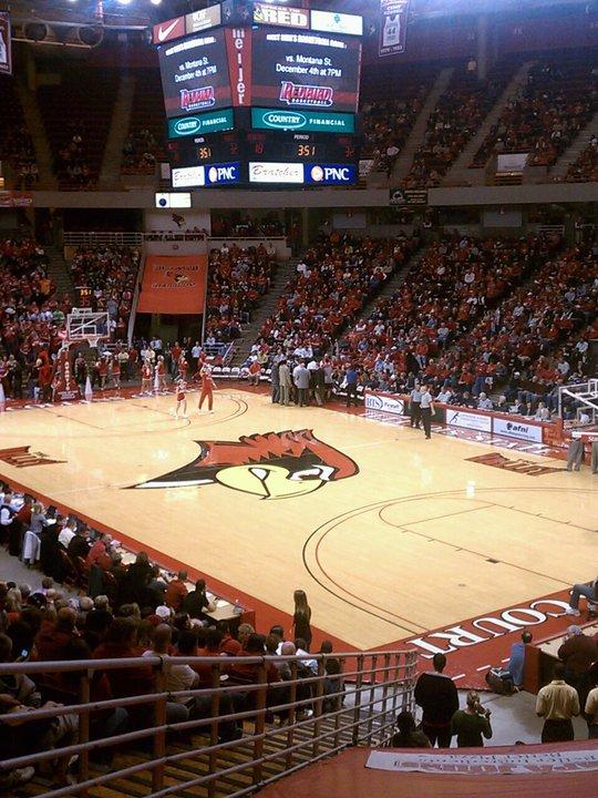 Redbird Arena  Wikipedia