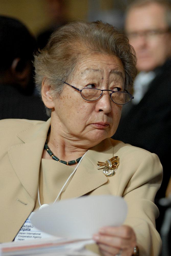 Sadako Ogata  Wikipedia