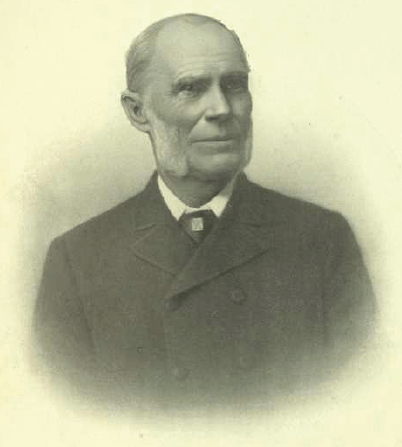 Theodor August Heintzman, founder of Heintzman & Co. via Wikipedia